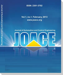 Journal of Automation and Control Engineering